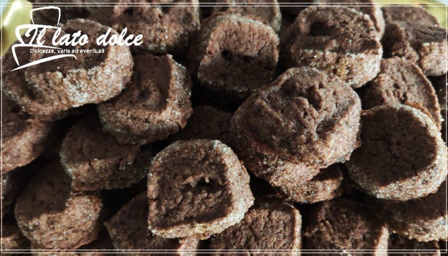 Diamantini cioccolato, riso e caffè
